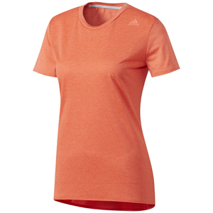 adidas Women's Supernova Running T-Shirt - Easy Coral