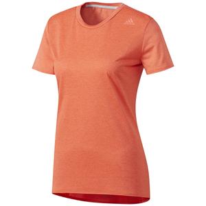 adidas Women's Supernova Running T-Shirt - Easy Coral