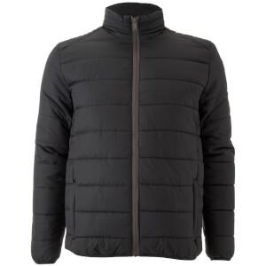 Brave Soul Men's Moritz Padded Jacket - Black