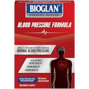 Bioglan Blood Pressure Formula - 60 Capsules