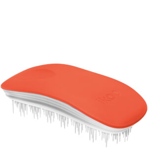 ikoo Home Hair Brush - White - Orange Blossom