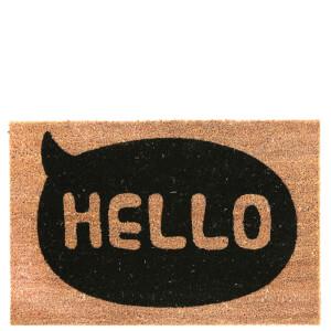 Premier Housewares Hello Doormat