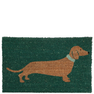 Premier Housewares Sausage Dog Doormat
