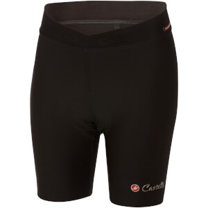 Castelli Women's Mondiale Shorts - Black