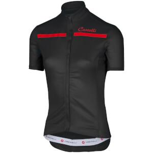 Castelli Women's Imprevisto Jersey - Black/Red