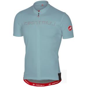 Castelli Prologo V Jersey - Pale Blue