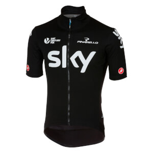 Team Sky Perfetto Light 2 Jersey - Black