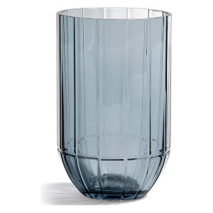 HAY Colour Vase - Medium - Blue