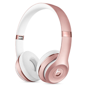 Casque Sans Fil Beats by Dr. Dre Solo 3 -Rose Gold