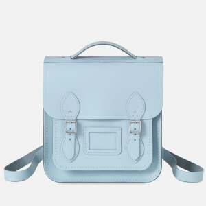 The Cambridge Satchel Company Women's Small Portrait Backpack - Periwinkle Blue
