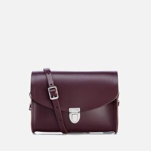 The Cambridge Satchel Company Women's Push Lock Bag - Damson
