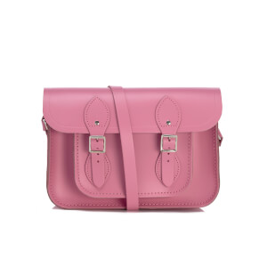 The Cambridge Satchel Company Women's 11 Inch Classic Satchel - Pink