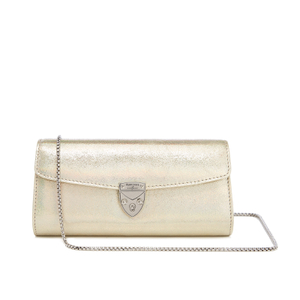 Aspinal of London Women's Mini Eaton Clutch Bag - Rose Gold