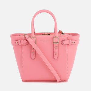 Aspinal of London Women's Marylebone Mini Tote Bag - Blossom