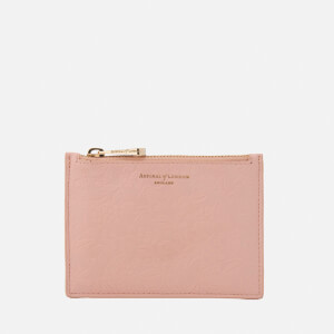 Aspinal of London Women's Essential Pouch Small - Peach