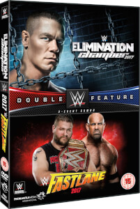 WWE: Elimination Chamber 2017 + Fastlane 2017 Double Feature