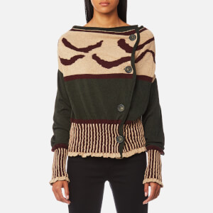 Vivienne Westwood Anglomania Women's Concordia Cardigan - Multi