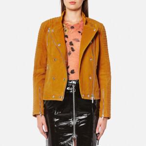 Gestuz Women's Mola Jacket - Honey Ginger