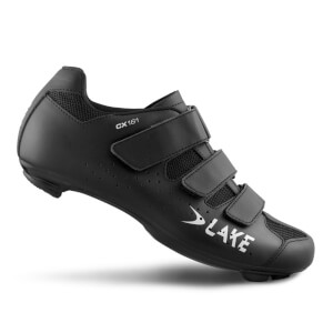 Lake CX161 Road Cycling Shoes - Black