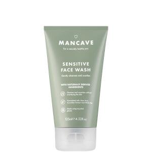 ManCave Sensitive Face Wash 125ml