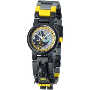 LEGO Batman : Montre Mini figurine Batman