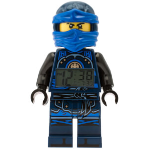 LEGO Ninjago: Time Twins Jay Minifigure Clock