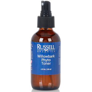 Russell Organics Willowbark Phyto Toner 120ml