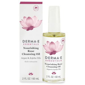 derma e Nourishing Rose Cleansing Oil