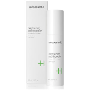 Mesoestetic Brightening Peel Booster Gel