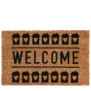 Welcome Doormat - Natural from I Want One Of Those