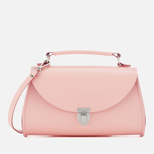 The Cambridge Satchel Company Women's Mini Poppy Bag - Seashell Pink