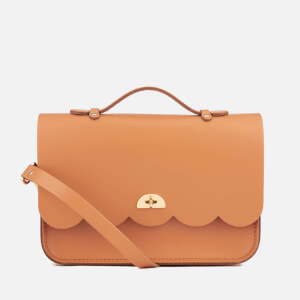 The Cambridge Satchel Company Women's Cloud Bag with Handle - Ochre
