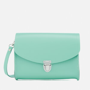 The Cambridge Satchel Company Women's Push Lock Bag - Verdigris