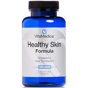 VitaMedica Healthy Skin Formula Dietary Supplement (Worth $26.00)