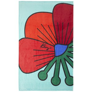 KENZO Multico Beach Towel - Multicoloured