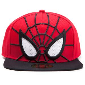 Casquette Spider-Man 3D Marvel -Noir/Rouge