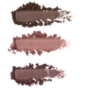 jane iredale PurePressed® Eyeshadow Triple - Soft Kiss: Image 2
