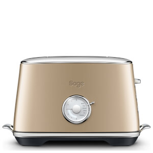Sage by Heston Blumenthal BTA735RCH The Toast Select Luxe 2 Slice Toaster - Royal Champagne