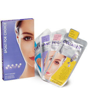 Skin Republic Spoilt For Choice Gift Pack (4 Pack)