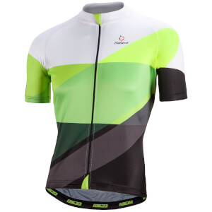 Nalini Campione Short Sleeve Jersey - Green