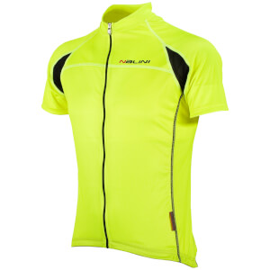 Nalini Karma Ti Short Sleeve Jersey - Yellow