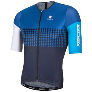 Nalini Velodromo Short Sleeve Jersey - Blue