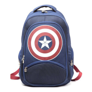 Captain America Civil War Cap's Backpack