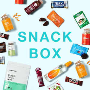 Myvitamins Snack Box October 2017