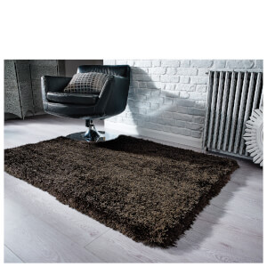 Flair Pearl Rug - Chocolate