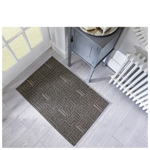 Flair Skyline Pinnacle Rug - Charcoal