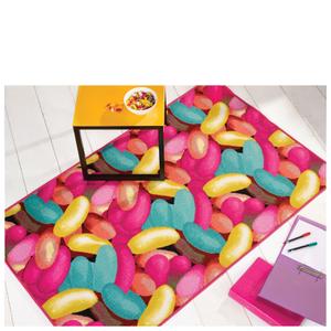 Flair Matrix Themes Rug - Beans Multi (100X160)