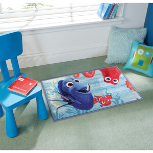 Tapis Disney Le Monde de Dory Flair Matrix - (50X80)