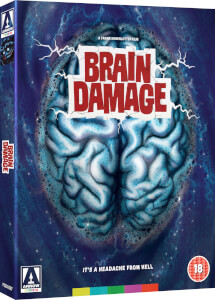 Brain Damage - Dual Format (Includes DVD) (Limited Edition)