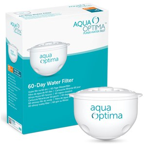 12 month filter pack - Aqua Optima Original 6 x 60 Day Water Filter Pack